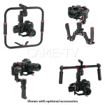 NAB 2017: CAME-TV Prophet Gimbal & New Boltzen LED Fresnel Lights Interview By Slashcam