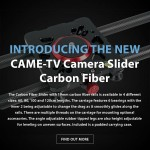 CAME-TV – New Carbon Fiber Sider