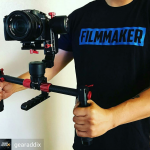 INSTAGRAM: @gearaddix posted this pic of their #Cametv #Optimus #Gimbal setup they used to shoot a recent project! #Sony #rx10ii #SonyRx10ii #CameOptimus #CametvOptimus #OptimusGimbal #Camegimbal #camegimbalsnap5 #optimussnap3 #CametvGimbal #3axis #3axisGimbal