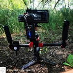 INSTAGRAM: @kyworks_videography posted this pic of his #Cametv #Optimus #Gimbal setup paired w/ the #BlackmagicDesign #PocketCinemaCamera! #BMPCC #CameOptimus #CametvOptimus #OptimusGimbal #optimussnap3 #3axisGimbal #camegimbalsnap5 #CametvGimbal