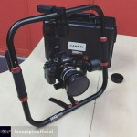 INSTAGRAM: @kicapiproofficial posted this pic of his #Cametv #Prophet #Gimbal setup that he's using on a recent shoot! #CametvGimbal #camegimbalsnap5 #Prophetgimbal #3axisGimbal #Cameprophet #Sony #A7s #sonya7