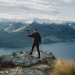 INSTAGRAM: Cool scenic pic of @storyworks_nz filming with our #Cametv #Optimus #Gimbal & #Sony #A7r2! #OptimusGimbal #optimussnap3 #CametvGimbal #camegimbal #camegimbalsnap5 #SonyA7r2 #3xisGimbal