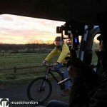 INSTAGRAM: @maedchenfilm filming a #sunrise shot from the inside of a car with our #Cametv #Optimus #Gimbal paired w/ the #Panasonic #GH5! #CametvOptimus #Cameoptimus #OptimusGimbal #optimussnap3 #3axisgimbal #panasonicgh5