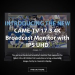 CAME-TV – New High Broadcast Monitor