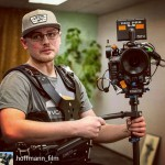 INSTAGRAM: BTS pic of @hoffmann_film filming on a recent shoot using our #Cametv #Steadicam #Stabilizer, Arm & Vest! Thanks for the support! #Steadicamvest #CametvSteadicam #RedCinema #Redcamera