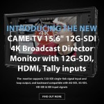 CAME-TV – New Came-TV 4K Monitor