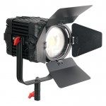 CAME-TV Boltzen 55w & 100w LED Fresnel Light Used To Film A Music Video By Tom Antos