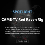 CAME-TV – Spotlight Red Raven & More Special Discount