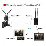 CAME-TV Crystal-800 Wireless HD Video Kit Overview By MrCheesycam