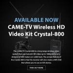 CAME-TV – Crystal 800 & On Sale This Week