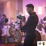 INSTAGRAM: @oboypro filmed a recent event using our #Cametv #Optimus #Gimbal setup with the #SonyA7sii and our #Tessera Adapter! #optimussnap3 #camegimbalsnap5 #3axisgimbal #Sony #A7sii