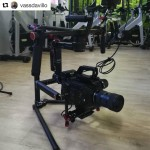 INSTAGRAM: @vassdavillo uploaded this pic of his #Cametv #Prodigy #Gimbal setup he used on a shoot with the #Blackmagicdesign #UrsaMini 4.6k! #Cameprodigy #Cametvprodigy #prodigygimbal #Blackmagic #Ursa #camegimbalsnap5 #3axisgimbal