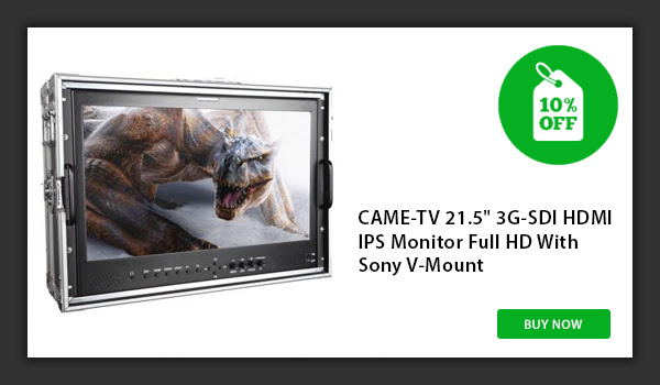 CAME-TV 21.5 Monitor
