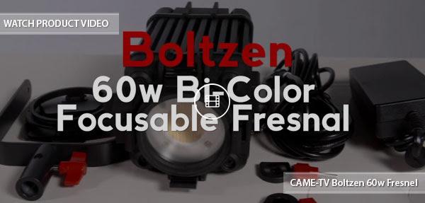 CAME-TV Boltzen 60w Led Light