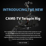 CAME-TV – New Terapin Rig & On Sale This Week