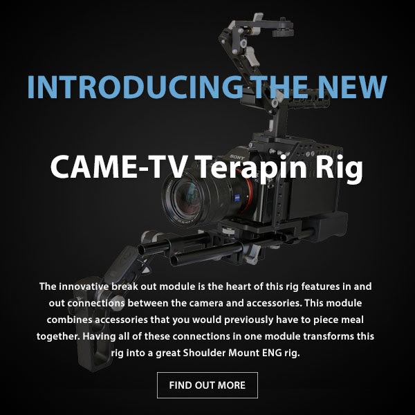 CAME-TV Terapin
