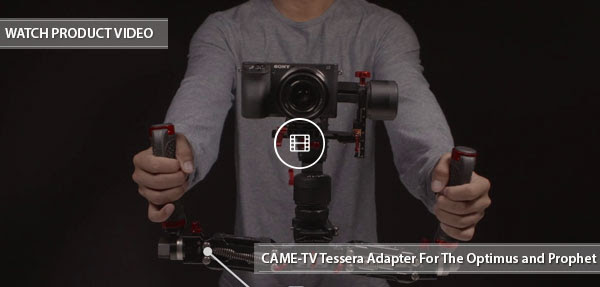 CAME-TV Tessera Adapter