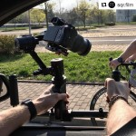 INSTAGRAM:  @sqr.film out grabbing some shots with his #Cametv #Single #Gimbal! #CameSingle #singlesnap1 #Sony #camegimbalsnap5 #3axisGimbal #3axis #SingleGimbal