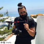 INSTAGRAM:  @chazfliy filming on location with our #Cametv #Optimus #Gimbal with the #Sony #A7sii! #Optimusgimbal #SonyA7sii #A7s2 #camegimbalsnap5 #optimussnap3 #3axisGimbal #3axis