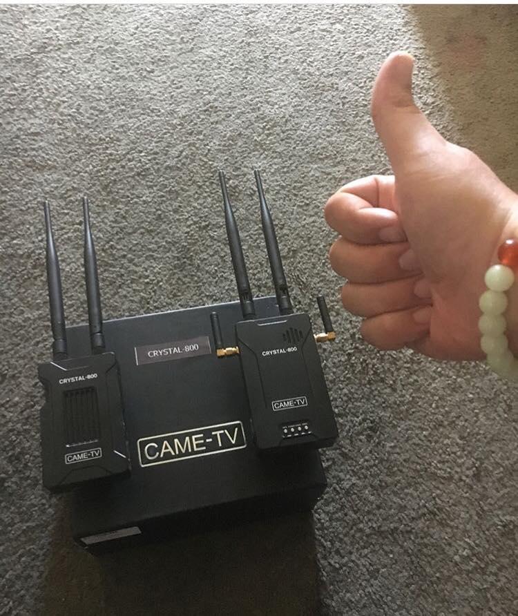 Crystal-800 Wireless HD Transmitter