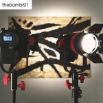 INSTAGRAM: @thebombi91 recently picked up a set of our #Cametv #Boltzen #55w #Led #Fresnel #Lights! Thanks for the support! #CametvBoltzen #boltzensnap1 #Ledlight #fresnellight #ledfresnel #cameboltzen #bicolor