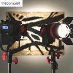 INSTAGRAM: @thebombi91 recently picked up a set of our #Cametv #Boltzen #55w #Led #Fresnel #Lights! Thanks for the support! #CametvBoltzen #boltzensnap1 #Ledlight #fresnellight #ledfresnel #cameboltzen #bicolor