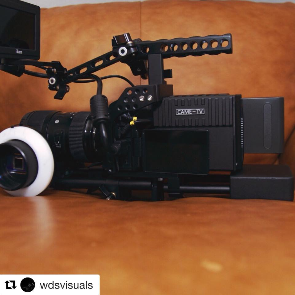 CAME-TV Terapin Rig For Panasonic GH5