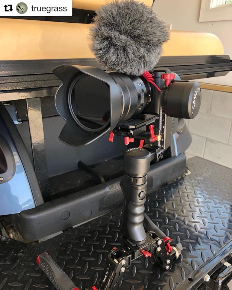 CAME-TV Optimus With Tessera Adapter