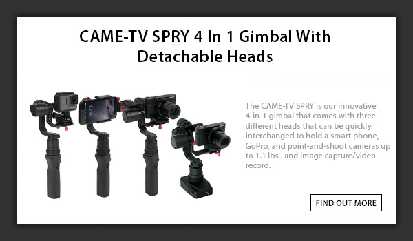 CAME-TV Spry