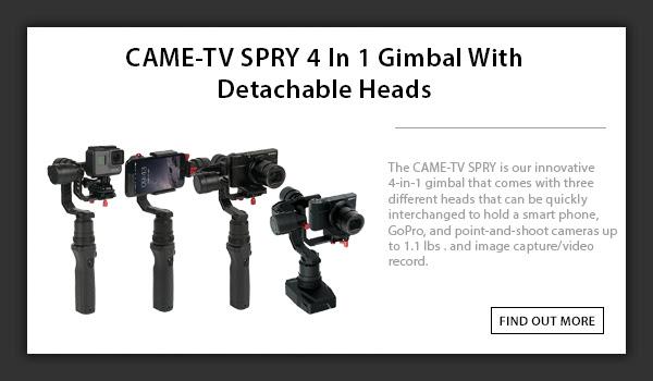 CAME-TV Spry
