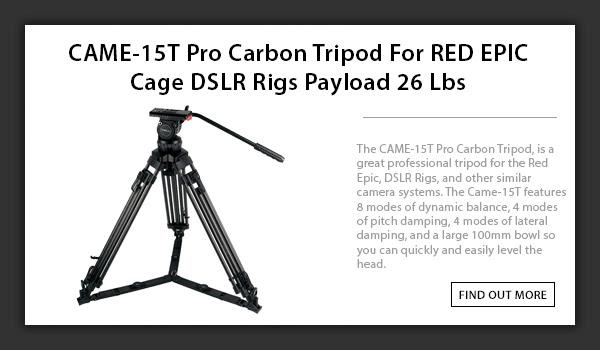 CTV 15T Pro Carbon Tripod