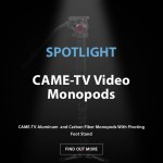 CAME-TV - Spotlight Monopods