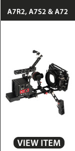 Terapin A7R2 Mattebox