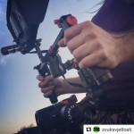 INSTAGRAM: Cool #closeup pic of @zvuksvjetlosti's #Cametv #Optimus #Gimbal setup that he's been #filming with! #Cametvoptimus #optimusgimbal #optimussnap3 #camegimbalsnap5 #3axisgimbal #sony