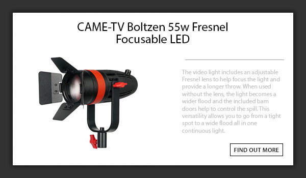 CAME-TV Boltzen 55w Light