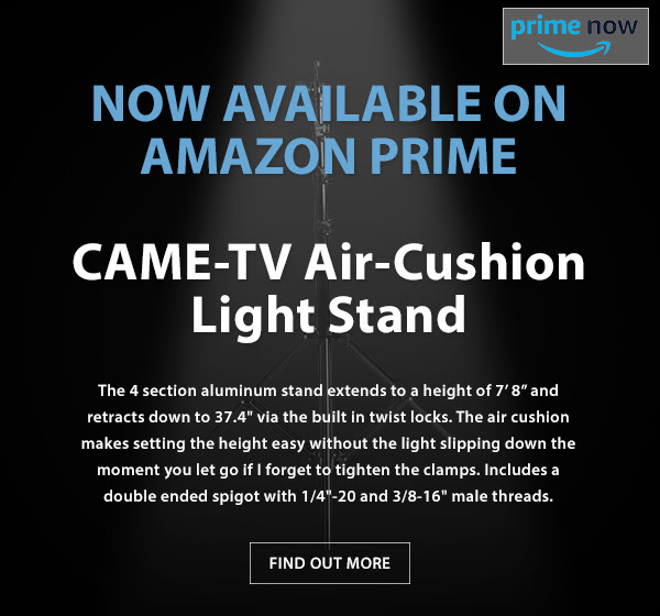 CTV Air-Cushion Light Stand
