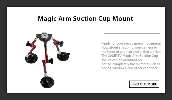 Magic Arm Suction Cup