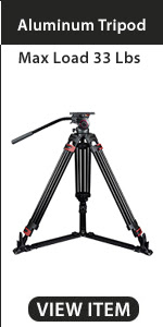 came-tv tripod
