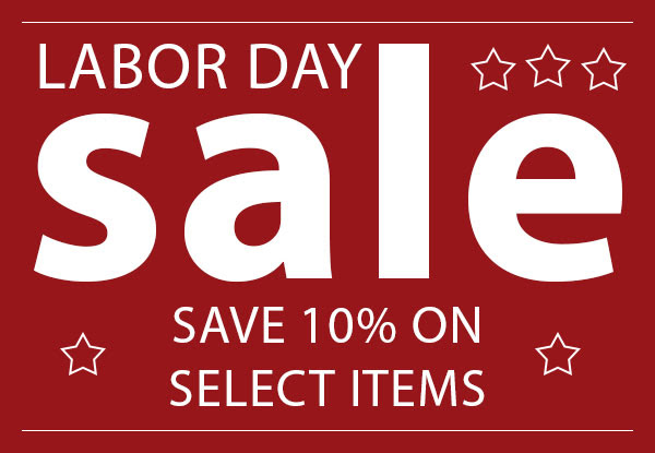 CAME-TV Labor Day Sale