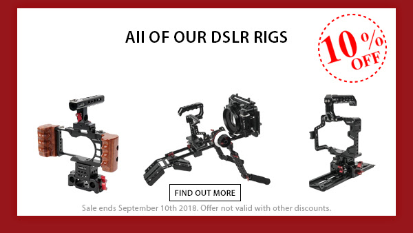CTV DSLR Rigs