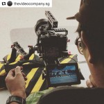 INSTAGRAM: @thevideocompany.sg filming a car scene on location using our #Cametv #Rig for the #Sony #A7RII / #A7SII! #Cametvrig #Camerig #Sonya7sii #a7s2 #sonycage #sonya7s2