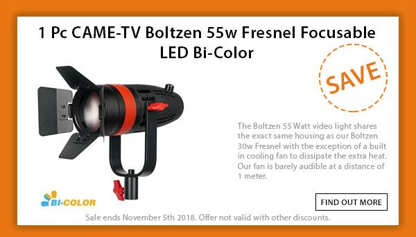 CAME-TV Boltzen 1pc Bicolor