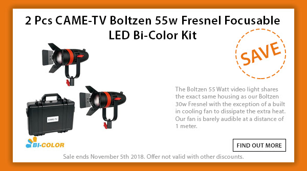 CAME-TV Boltzen 2pc Bicolor