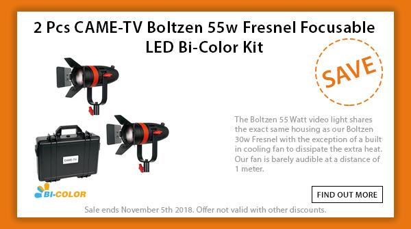 CAME-TV Boltzen 2pc Bicolor
