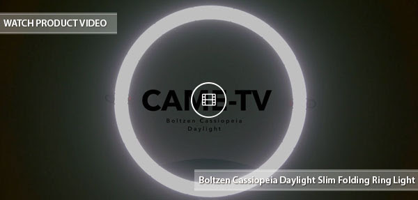 CAME-TV Boltzen Cassiopeia Daylight