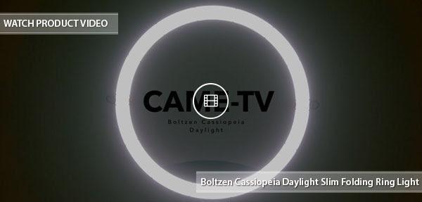 CAME-TV Boltzen Cassiopeia Daylight