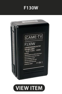 CAME-TV F130w