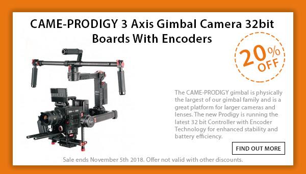 CAME-TV Prodigy