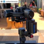 INSTAGRAM: @walkamilemedia's #Cametv #Prophet #Gimbal setup he's been using for past year now! Thank you for the support! #Panasonicgh4 #gh4 #panasonic #cameprophet #prophetgimbal #camegimbalsnap5 #3axisgimbal