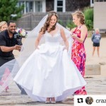 INSTAGRAM: Sweet #bts shot that @crazyone373 posted of our #Cametv #Single #Gimbal being used on a #wedding shoot! #CametvSingle #Singlegimbal #singlesnap1 #camegimbalsnap5 #3axis #3axisgimbal #gh5 #panasonicgh5
